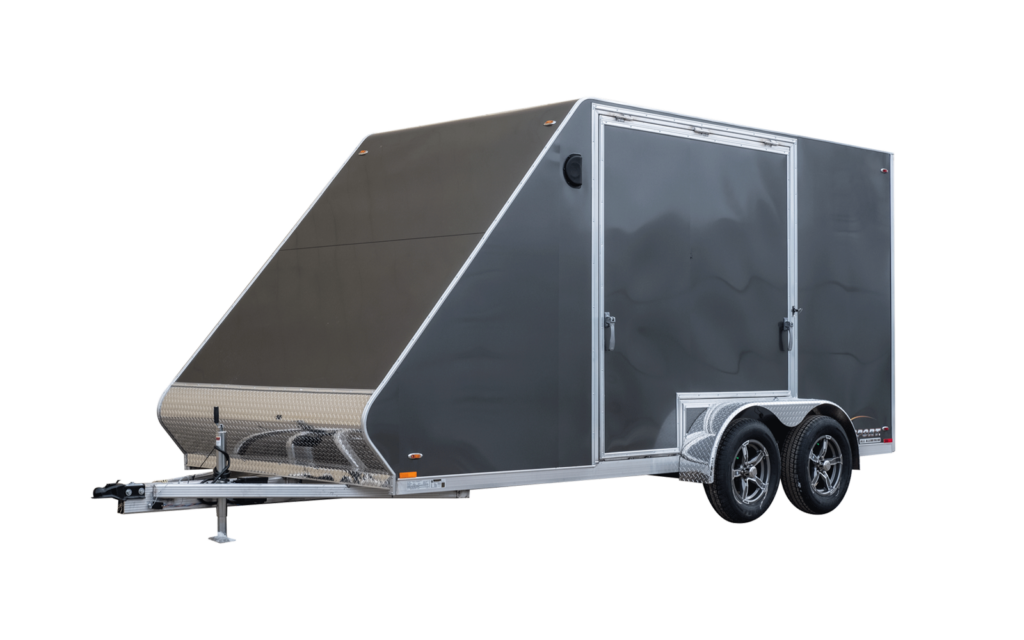 Aluminum Enclosed All Sport Tandem Axle