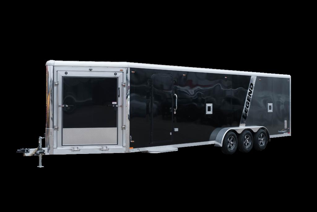 Legend Trackmaster Triple Axle Snow ATV Aluminum Trailer