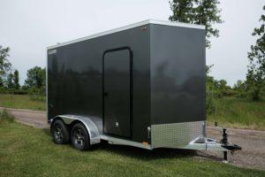 Thunder Model Aluminum V-Nose Cargo Trailer