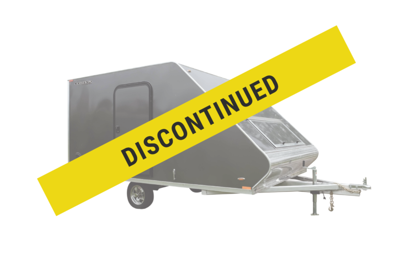 Legend has discontinued production of the Sport Lite hybrid enclosed trailers