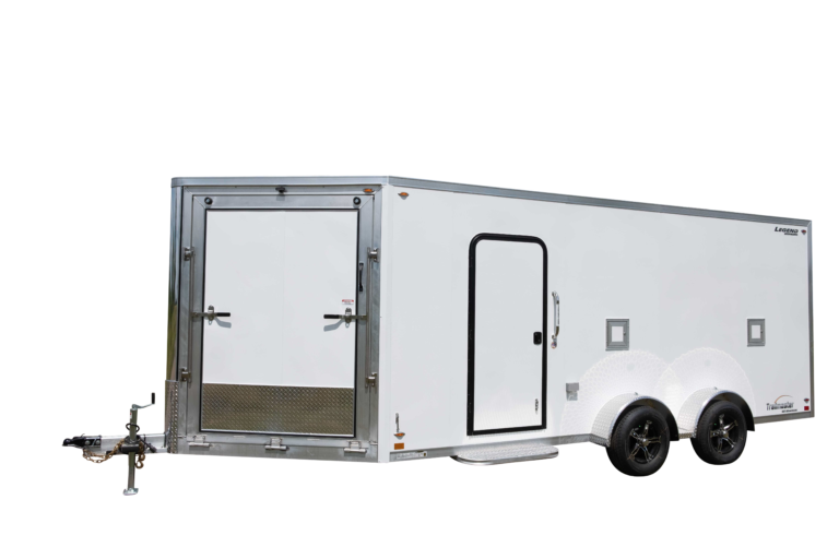 Aluminum Trailmaster Tandem Axle Trailer