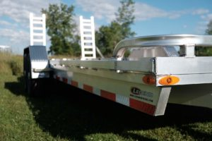 Surface Mount LED lighting on Legend MEQ and HEQ trailer models