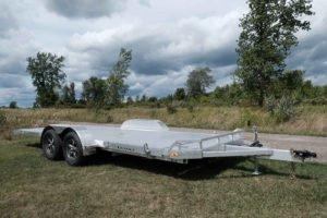 Legend's Aluminum Tilt Car Hauler