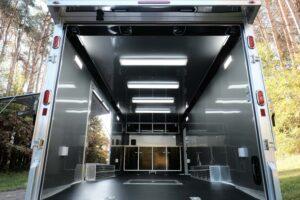 .030 custom wall options aluminum trailer