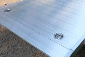 D-Ring Tie Down Cargo Solution for Legend Cargo and Sport Trailers