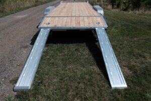 Rear Slide in Ramps (from rear)