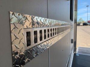 Recessed Aluminum E-Track