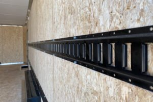 Surface Mount Steel E-Track (wall)