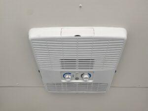 Interior AC Unit (Detail)